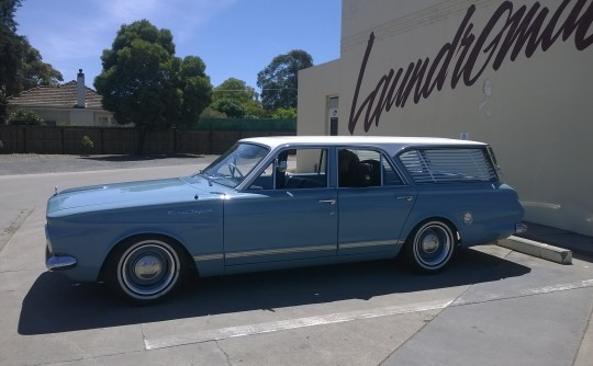 1963 Chrysler AP5 Valiant Regal Safari