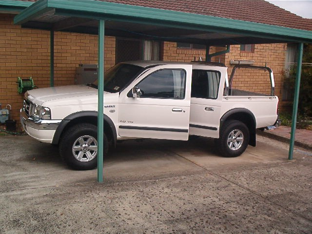 2005 Ford COURIER XLT