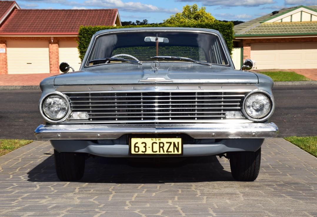 1963 Chrysler Valiant Regal