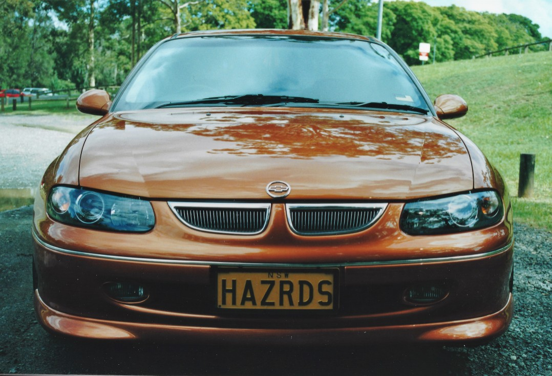 2000 Holden Commodore VT SS