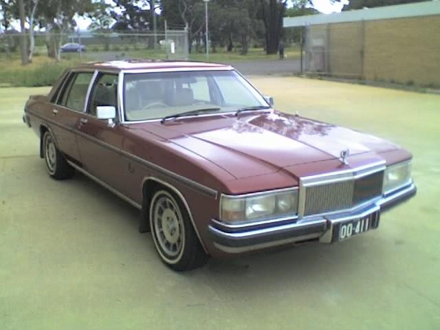 1983 Holden Caprice