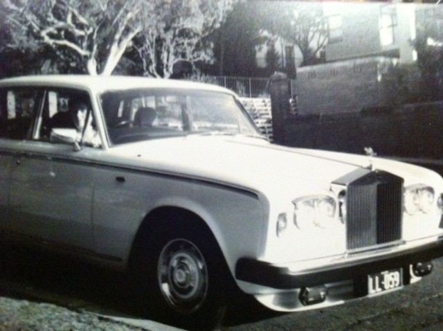 1980 Rolls-Royce Shadow