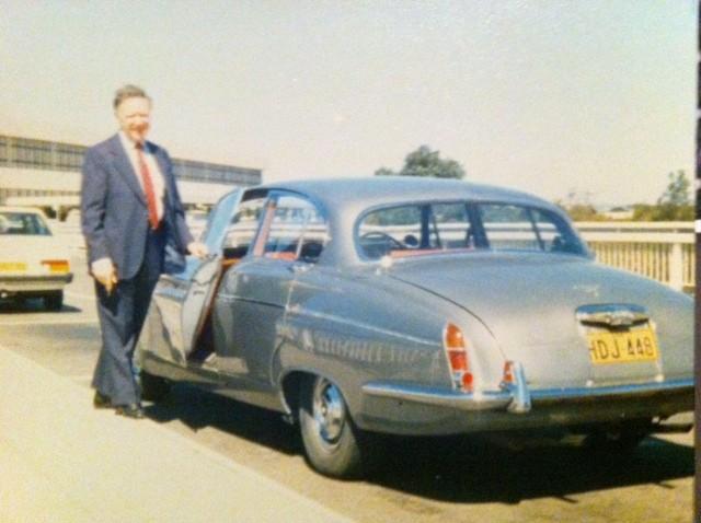 1970 Jaguar 420 G
