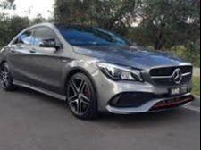 2017 Mercedes-Benz CLA250 sports