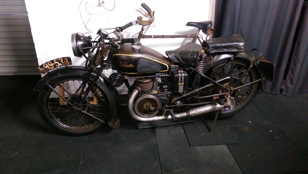 1930 Vellocete GTP 2 stroke 250