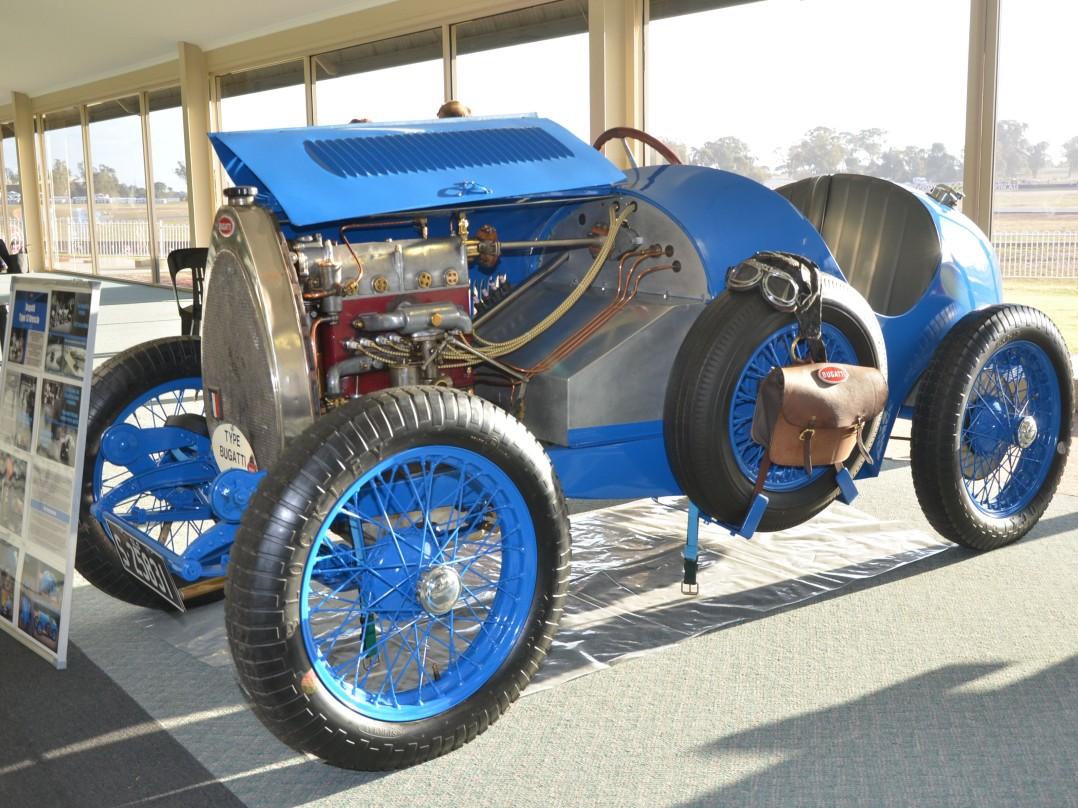 1922 Bugatti type 13 Brescia