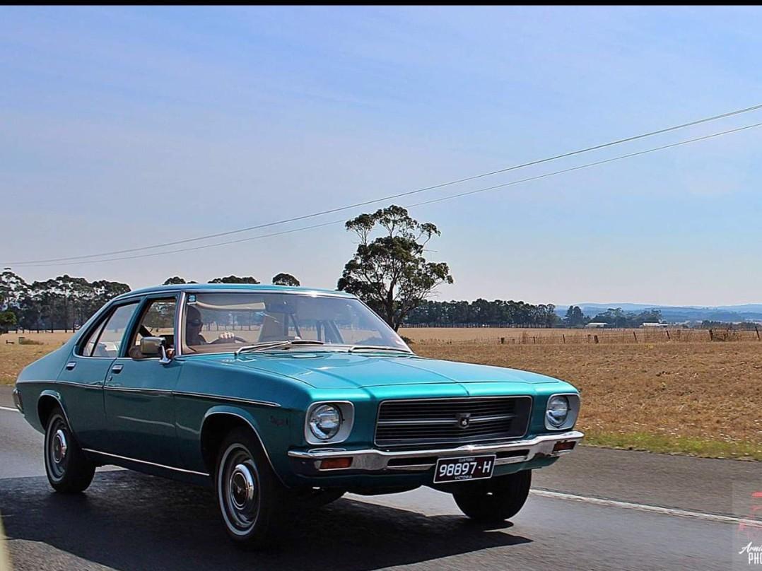 1974 Holden HQ