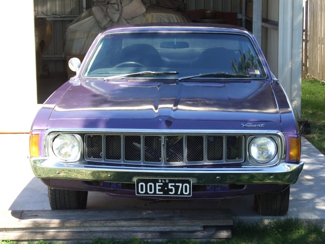 1975 Chrysler Valiant Charger