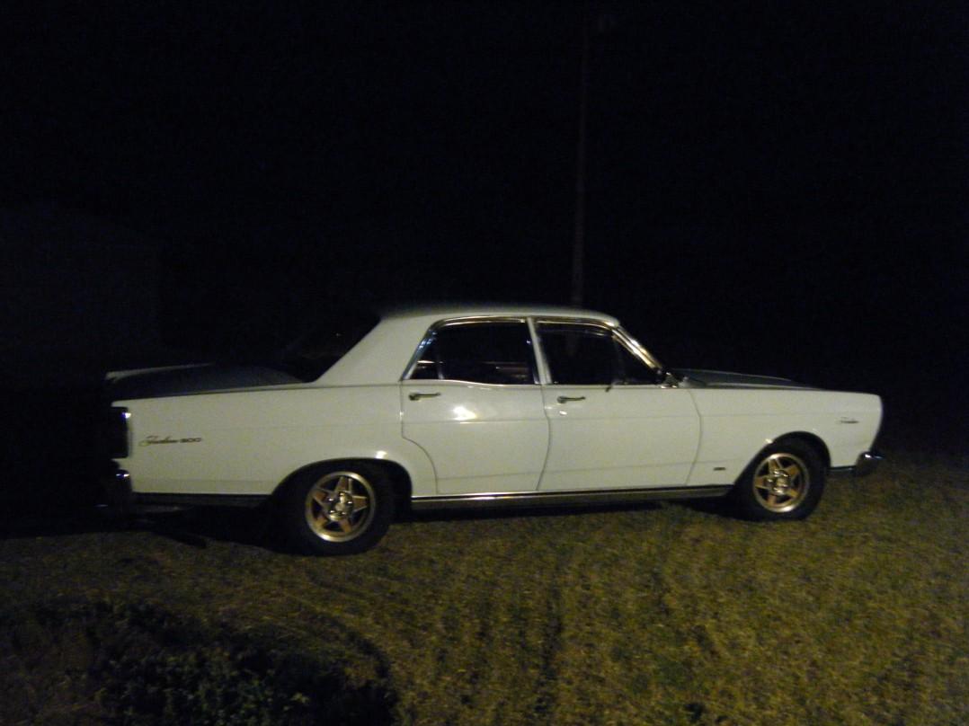 1970 Ford Fairlaine ZC