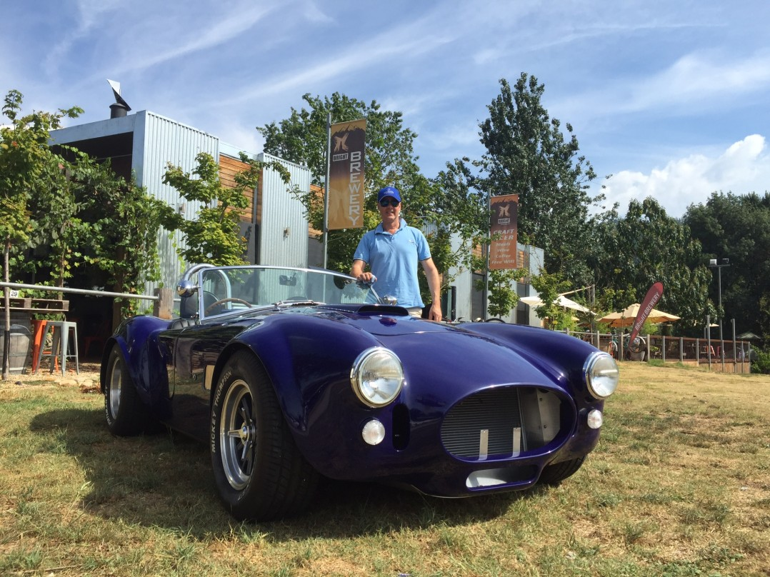 2016 Shelby 427 Cobra Replica