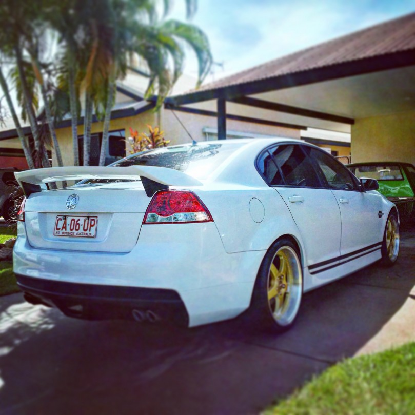 2007 Holden VE commodore