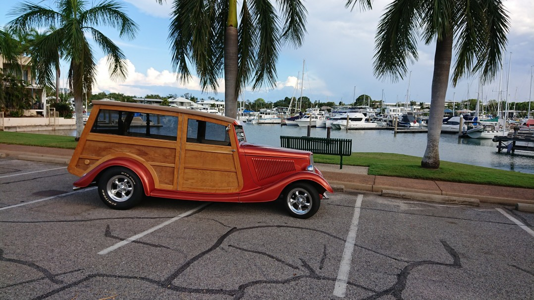 1934 Ford Woody