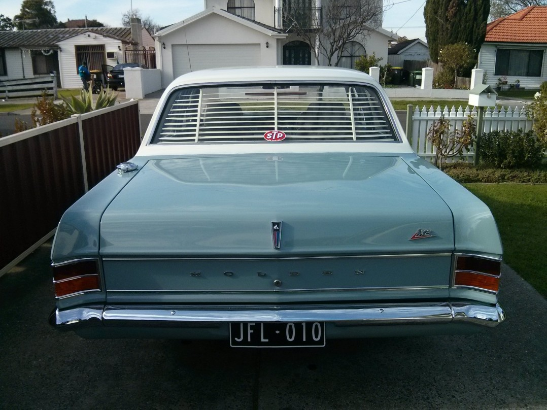1965 Holden HD X2
