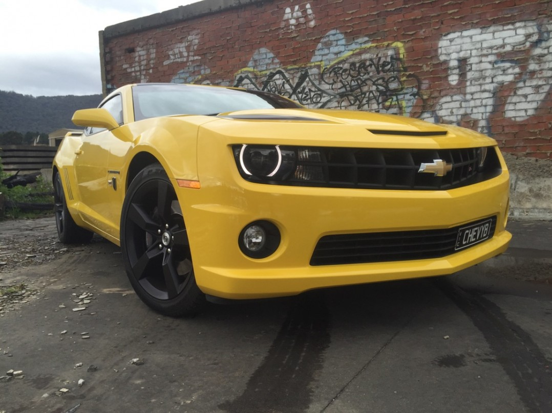 2012 Chevrolet Transfomer edition 2ssrs