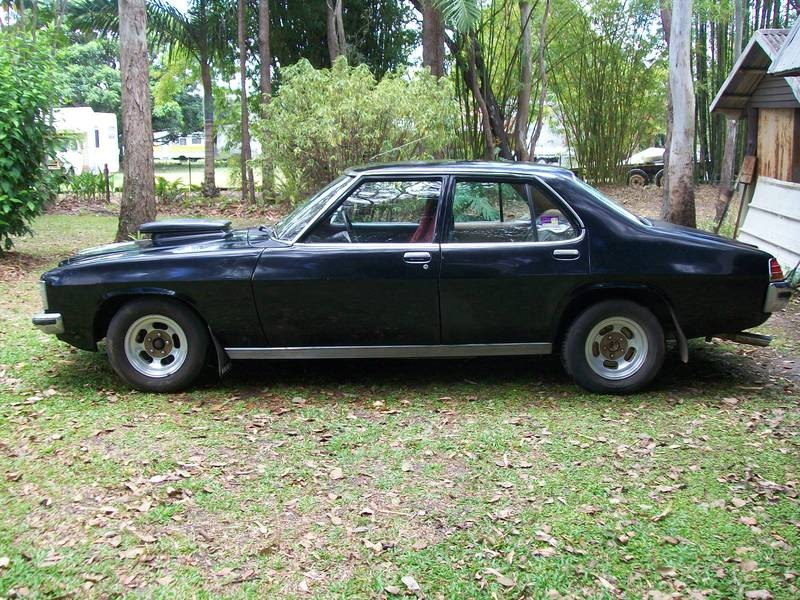 1978 Holden HZ Premier