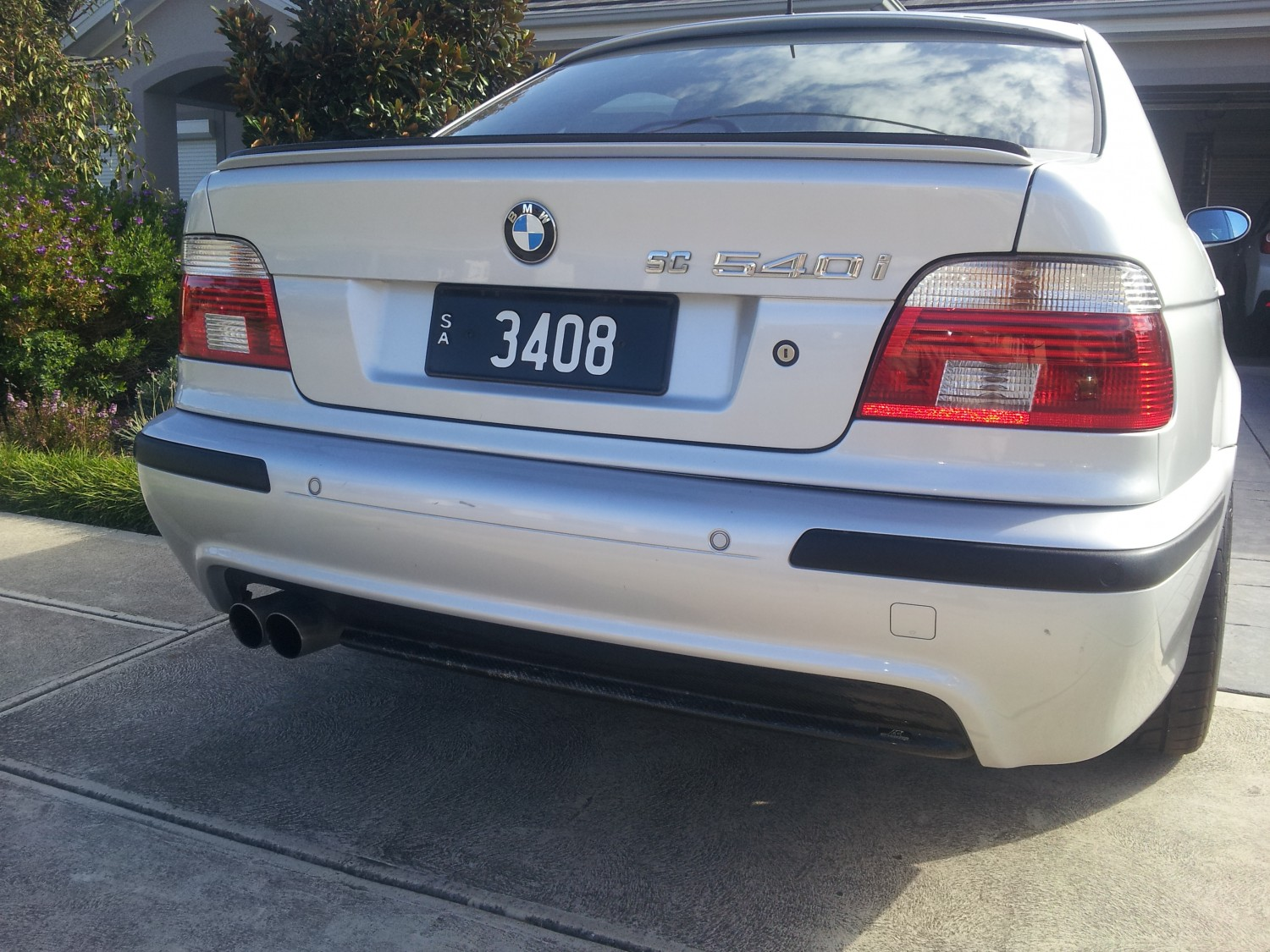 FOR SALE - 2003 BMW E39 540 SPORT SUPERCHARGED - Shannons Club