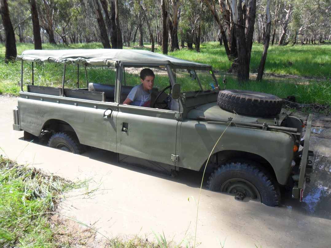 1978 Land Rover 109 Series 3