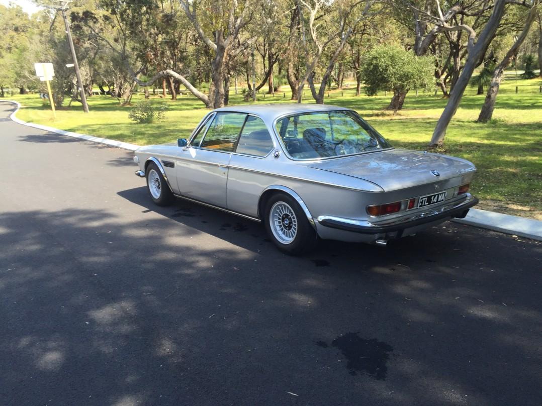 1971 BMW 3.0CSi