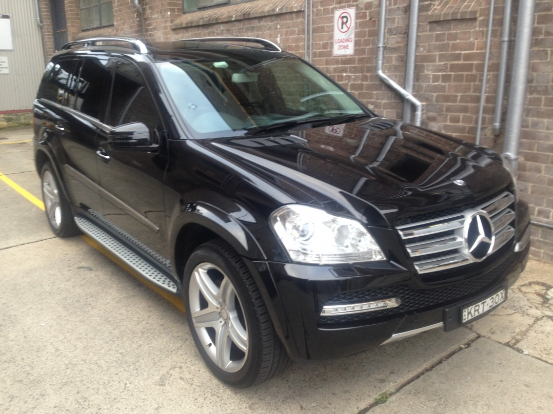 2011 Mercedes-Benz GL 500