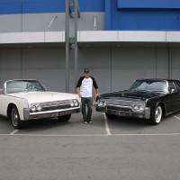 1961 Lincoln Continental Kevnoel Shannons Club