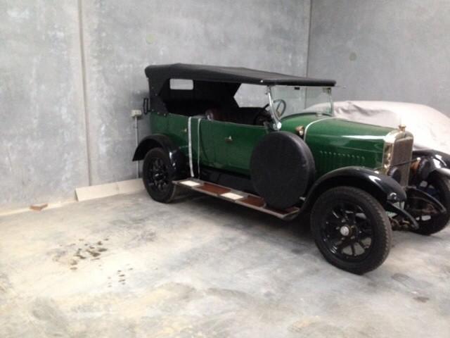 1925 Galloway De luxe tourer