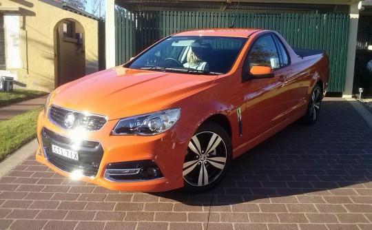 2014 Holden commodore SV6 ute SV6