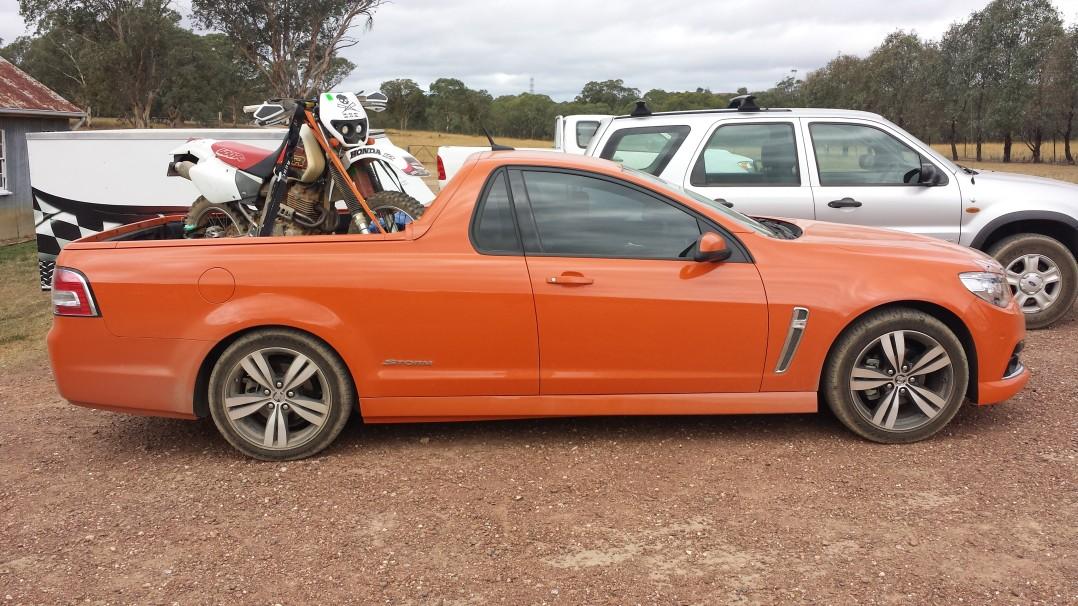 2014 Holden SV6 Storm