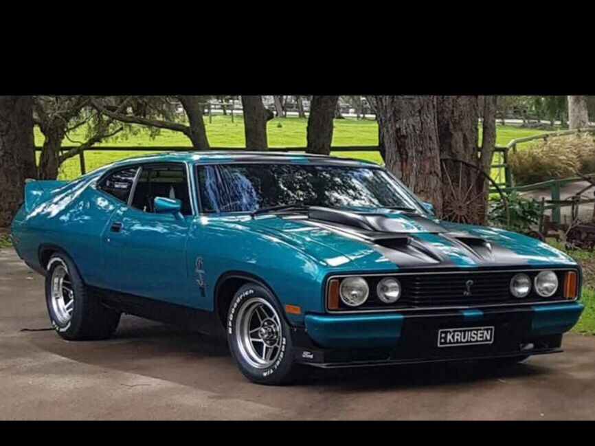 1972 Ford XC Coupe