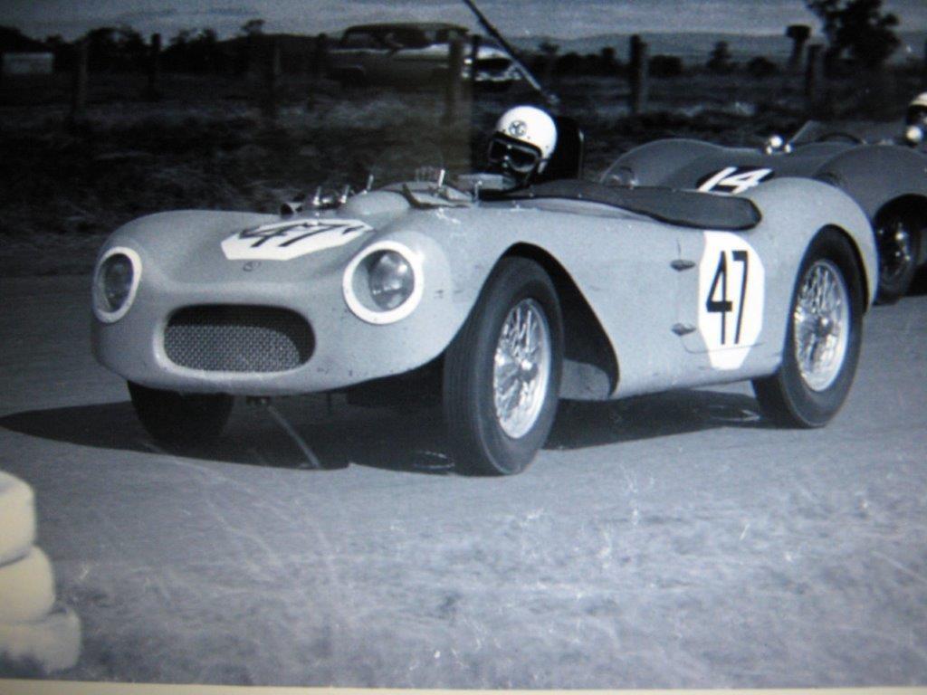 1959 MG TC