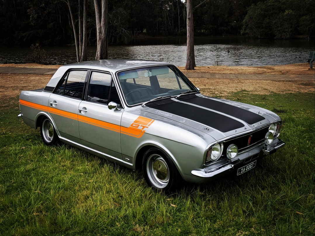 1970 Ford CORTINA GT