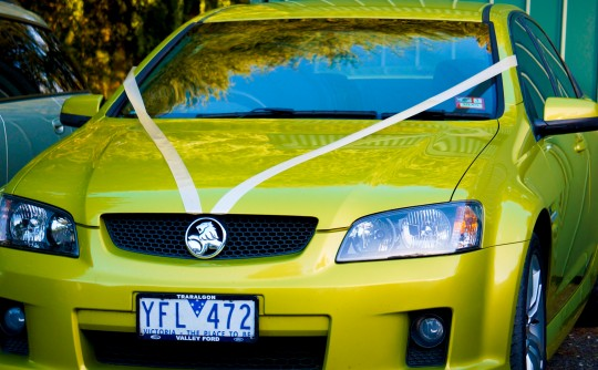 2007 Holden COMMODORE