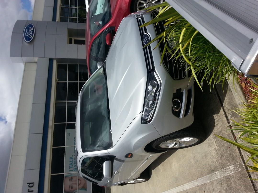 2013 Ford TERRITORY TS