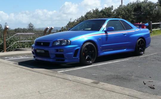1999 Nissan R34GTR V-SPEC