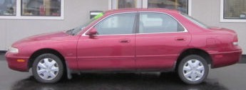1992 Mazda 626 2ws