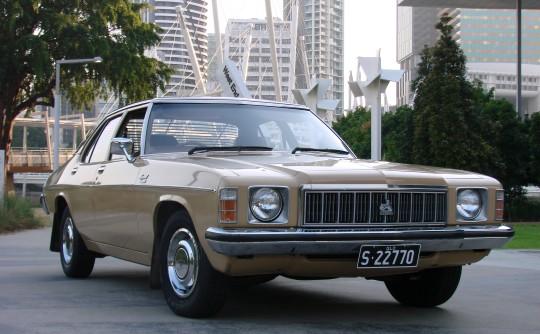 1977 Holden HX Kingswood Deluxe