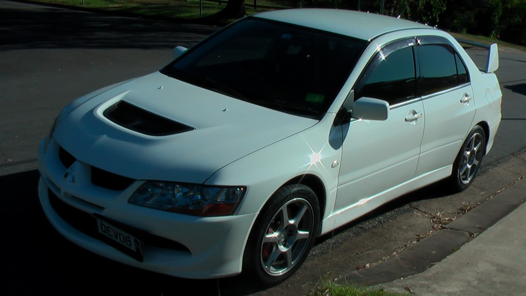 2003 Mitsubishi LANCER EVOLUTION EIGHT