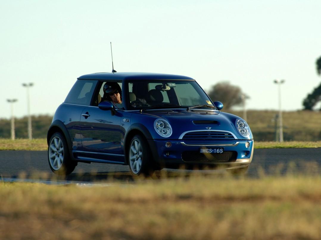 2004 Mini Cooper S Chilli