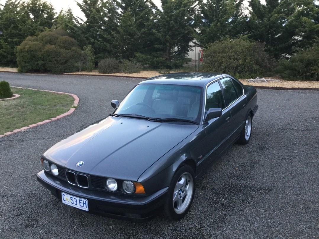1989 BMW E34 535i