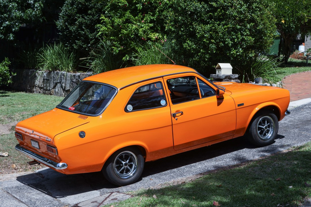 1970 Ford Twin Cam Escort