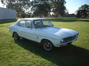 1972 Holden Torana SL