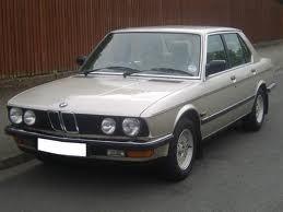 1984 BMW 520i