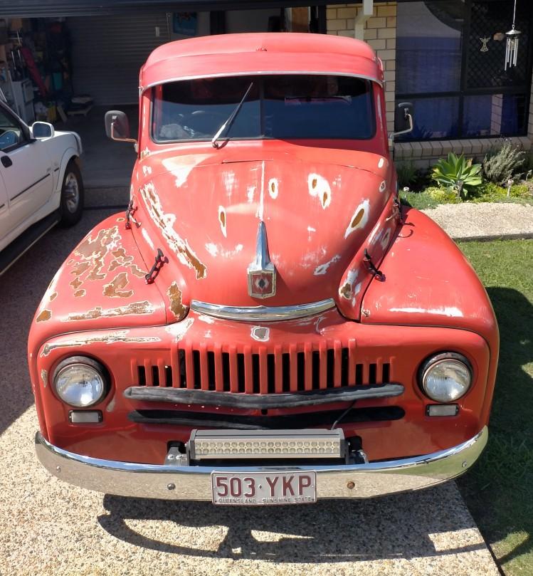 1949 International Harvester AL130