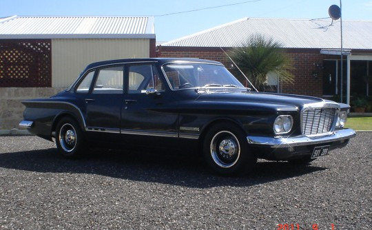 1962 Chrysler VALIANT