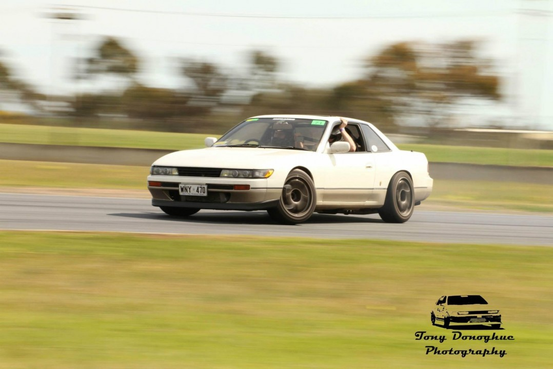 1992 Nissan Silvia S13