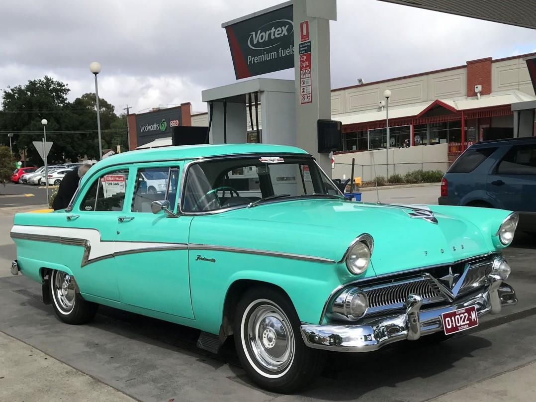 1958 Ford 58 Star Customline