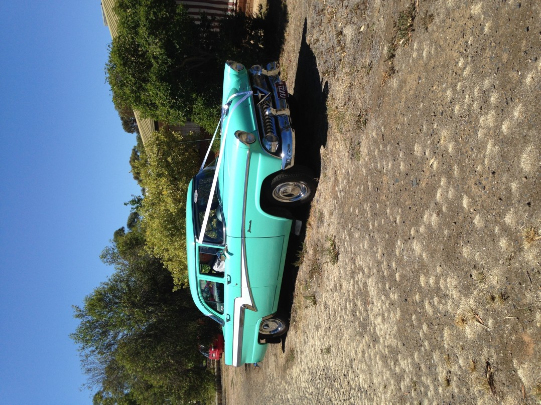 1958 Ford Customline/Star Model