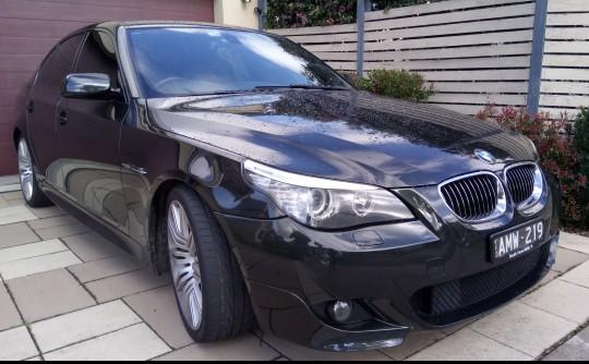 2008 BMW 530d SPORT