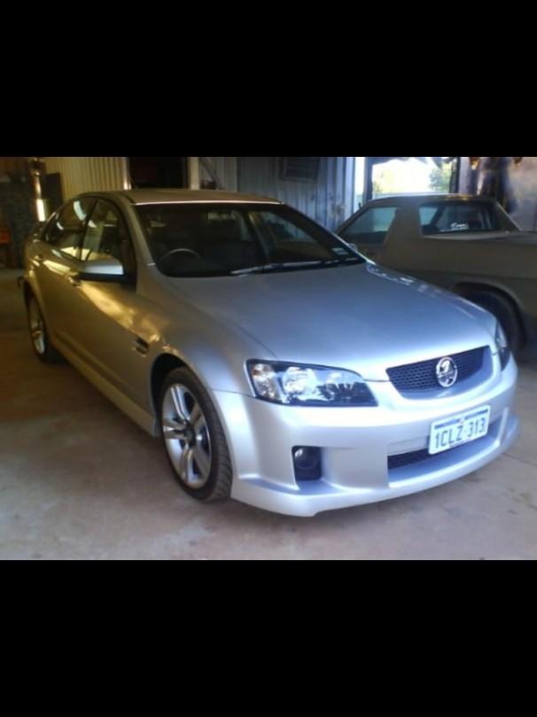 2007 Holden Commodore SV6 VE
