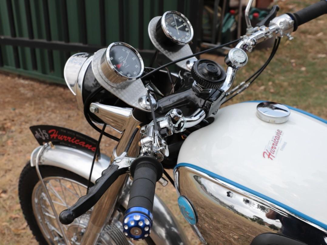 1958 AJS 58/30CS