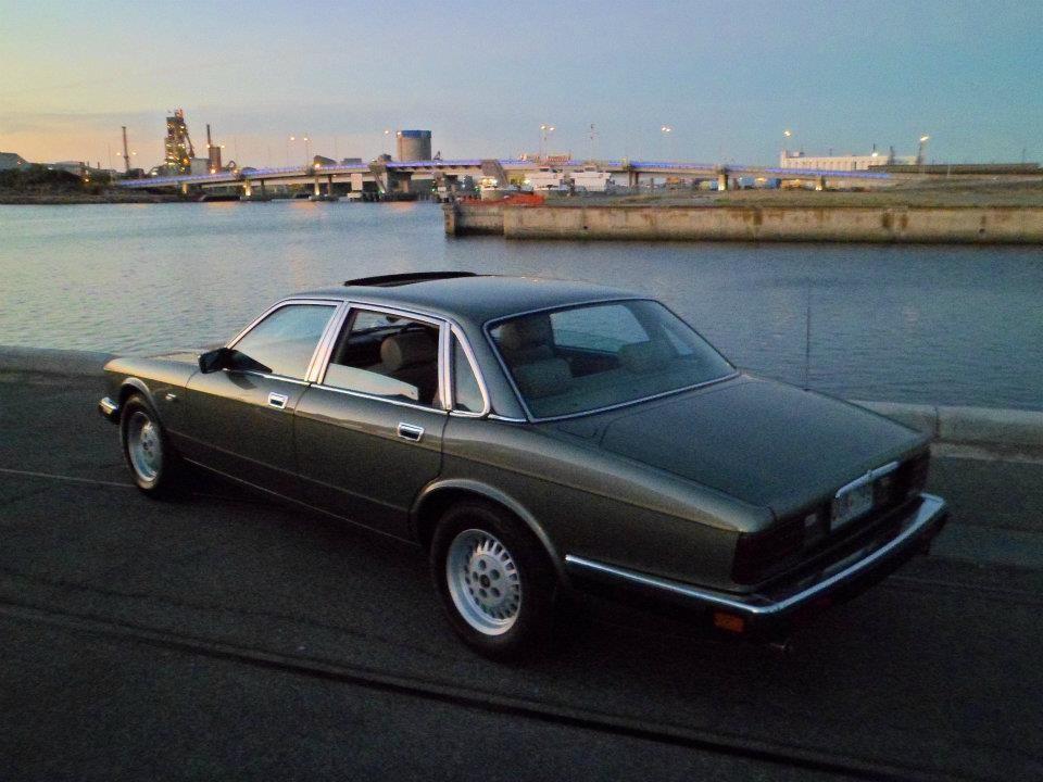 1989 Jaguar XJ40